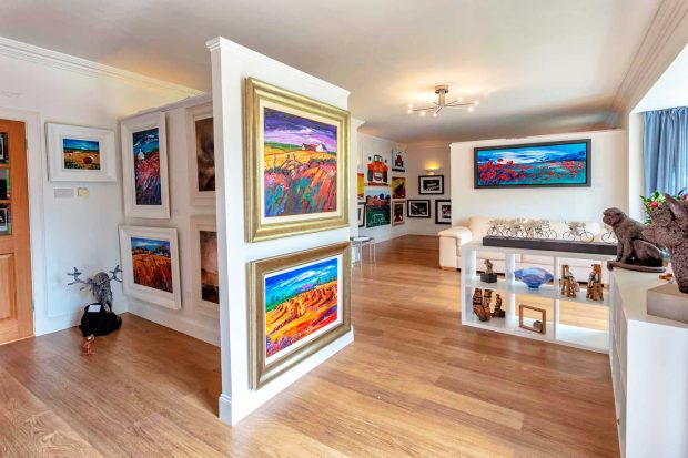 Welcome to the Art House Scotland