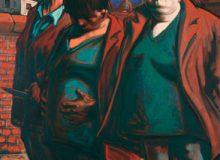 Gallowgate Girls - Peter Howson