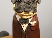 Mr Bulldog - The Little Clay Company