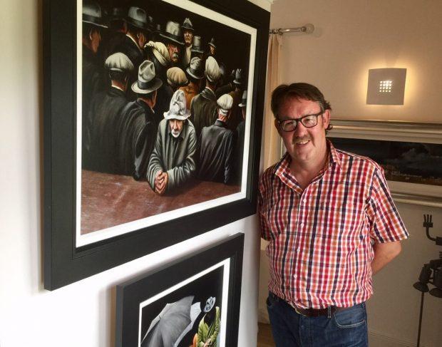 Artist Tim Whitley